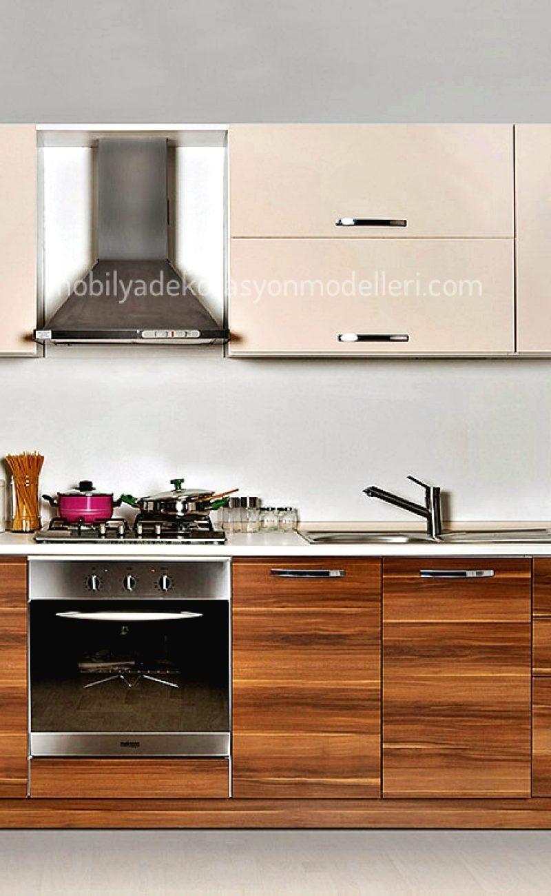High Gloss kapak Mutfak Dolabı Modelleri