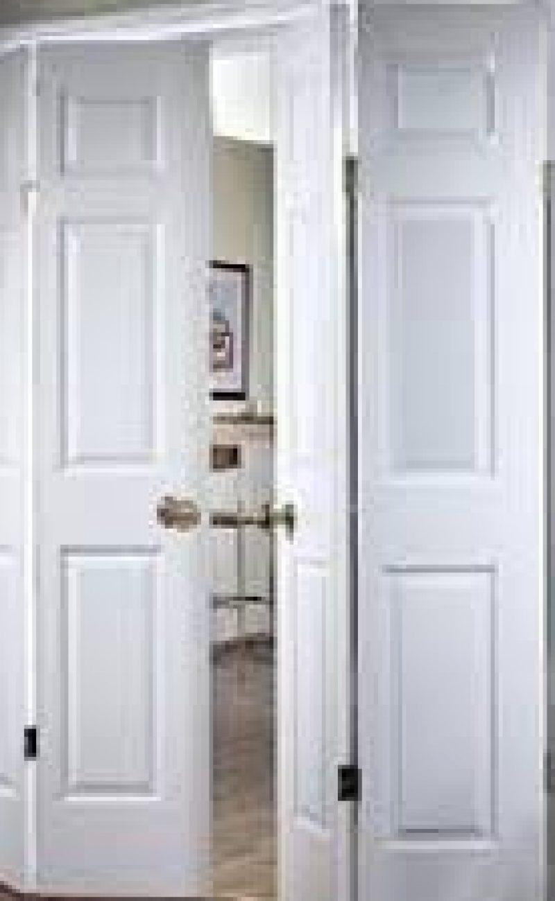 Katlanır kapı Amerikan Panel Kapı Modeli